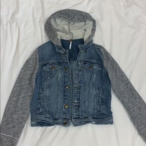 FREEPEOPLE DENIM JACKET
